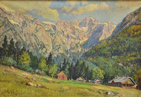 Maks Koželj - Kamniška bistrica (Kogel in Skuta)